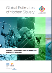 Modern slavery Global estimates Executive Summary